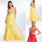 Multicolor Sexy strapless beads prom dress / evening dress / party dress NO.003