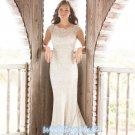 Bride Dress Thin Waist Type Style Fashion Long Elegant Mermaid Lace Custom Wedding Dresses