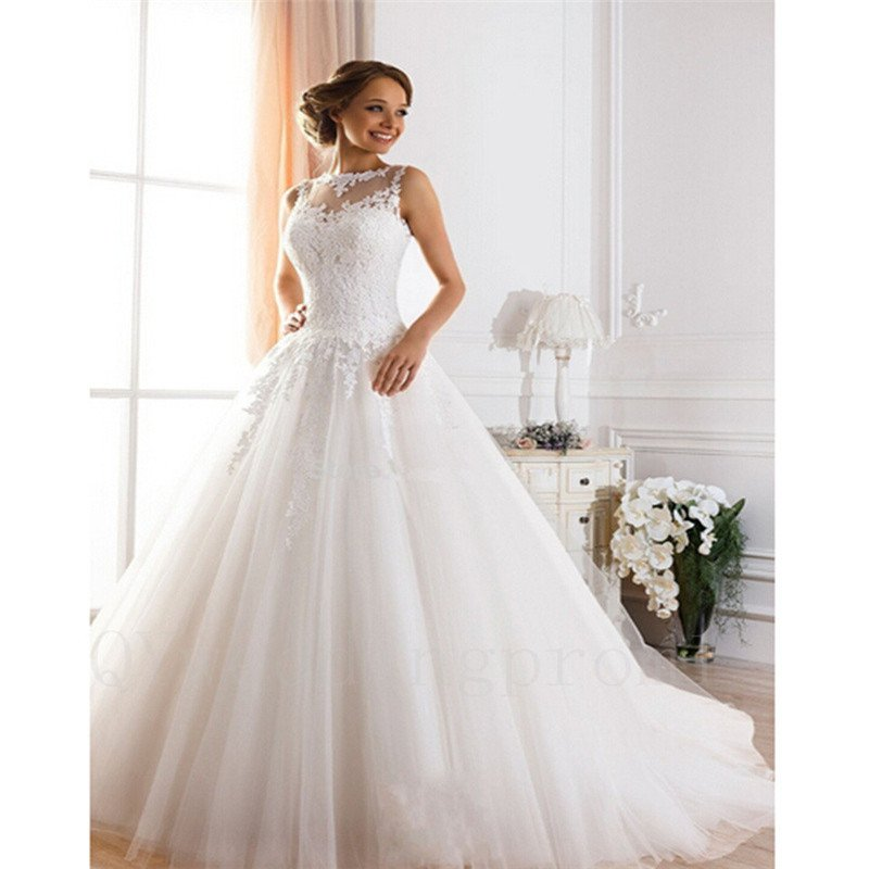 Sexy Backless Sweetheart Long White Mermaid Lace Wedding Dress Sleeveless Bride Dress