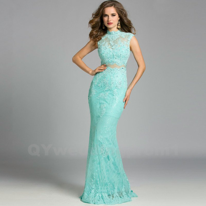 Evening Dress Lace Sexy Prom Dress Prom Gown Evening Dress Formal Dress Party Dress Custom Made