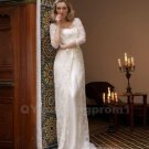 Lace Wedding Dress White Lace Wedding Bride Dress Long Wedding Dresses