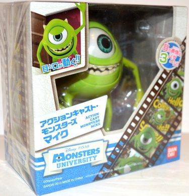 Bandai Monsters University Action Cast Monsters Mike Figure