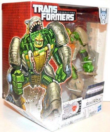 Hasbro Transformers Rhinox Generations Voyager Action Figure