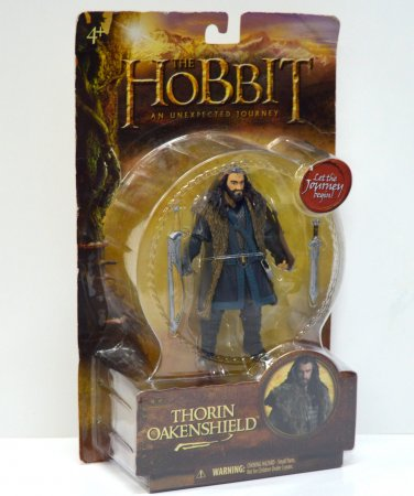 The Hobbit Unexpected Journey Thorin Oakenshield 6 Inch Figure