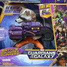 Hasbro Guardians of the Galaxy Big Blastin Rocket Raccoon Figure Battle Sounds