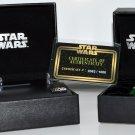 Star Wars Noble Design Luke Skywalker Jade Pendant Limited Edition COA