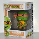 Funko POP TMNT Michelangelo Bobble Head Figure 62