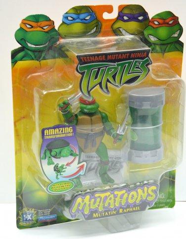 TMNT Mutation Raphael Plus Ooze
