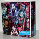 Monster High Freaky Velvet Jigsaw Puzzle 150 Piece