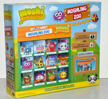 Moshi Monsters Moshiling Zoo