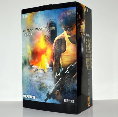 The Viral Factor Movie Nicholas Tse 12 inch Figure by Dragon