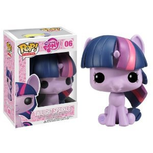Funko Pop My Little Pony Twilight Sparkle Bobble Head Figure 06