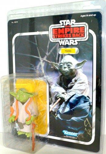 Star Wars Kenner Vintage Gentle Giant Yoda 7 Inch Figure