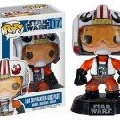Funko Pop Star Wars Luke Skywalker Pilot Bobble Head Figure #17