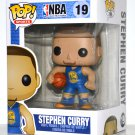 Funko Pop NBA Stephen Curry Vinyl Figure #19