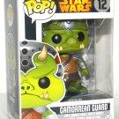 Funko Pop Star Wars Gamorrean Guard Vinyl Bobble Head Figure #12