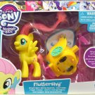 MLP My Little Pony Friendship is Magic Fluttershy Royal Spin Along Chariot