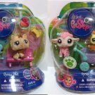 LPS Littlest Pet Shop Spring Pets Lot of 2 #1985 #1986 #1983 #1984