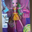 MLP My Little Pony Friendship Games Lemon Zest Doll