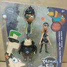Disney Phineas and Ferb Figure Pack