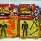 Double Dragon Sickle and Shadow Master Set of 2