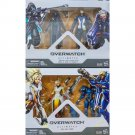 OVERWATCH Ultimates Action Figure Dual Packs Set SOLDIER 76 Ana PHARAH Mercy