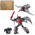 Transformers Generations Selects Deluxe Dinobot Red Swoop Figure