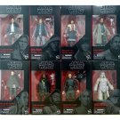 Star Wars The Black Series 6 Inch Wave 4 2018