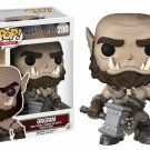Funko POP Movie WarCraft Orgrim Vinyl Figure #288