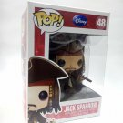 Funko POP Disney Jack Sparrow Vinyl Figure #48