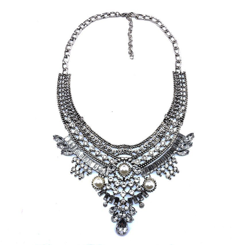 Big Statement Chunky Fashion Warrior Necklace