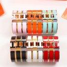 2017 Clic Clac Gold/Silver H Bracelets- New Version