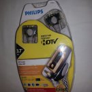 Brand New Philips HDTV video 12 ft DVI -Cable P72812 Conn 24k Gold Plated .
