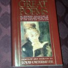 Treasury of Great Poems An Inspiring Collection of the Best-Loved,Louis untermey
