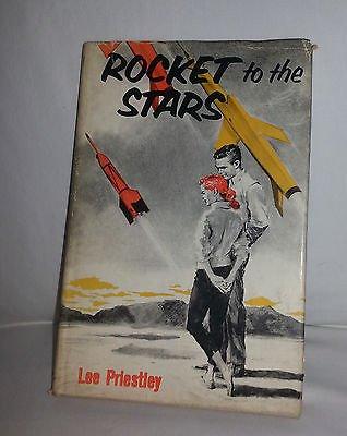 Vtg1959-1961 Rocket To The Stars Lee Priestley Julian Messner Library ofCongress