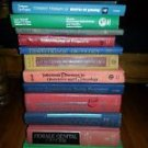 12 pc Lot Set OF Gynecology Medical Books