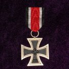 IRON CROSS II DEGREE 2ND WORLD WAR # 10729