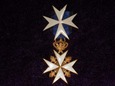Star of the Order of St. John of Jerusalem # 1024