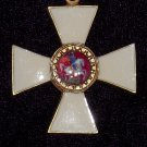 George Cross 2 degrees the officer # 10593