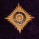 Star of the Order of St. George # 10597