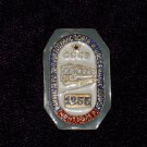 Examiner badge. Ministry of Transport and highways #10762