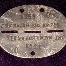 Personal badge #10911