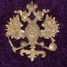 Badge times of imperial Russia TSAR RUSSIA #10986