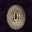 Cap Badge of White movement (officer) WHITE MOVEMENT #10988