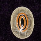 Cap Badge of White movement (non-commissioned officer) #10989