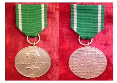 Medal of Free India