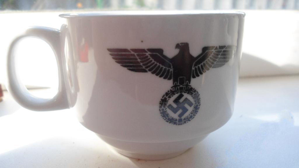 World War II Germany coffee cup   #24