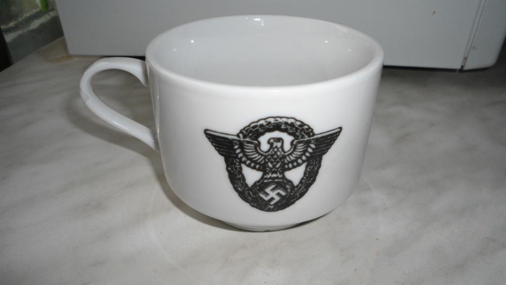 World War II Germany coffee cup  #26