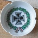 World War II Germany Ashtray cross  #42