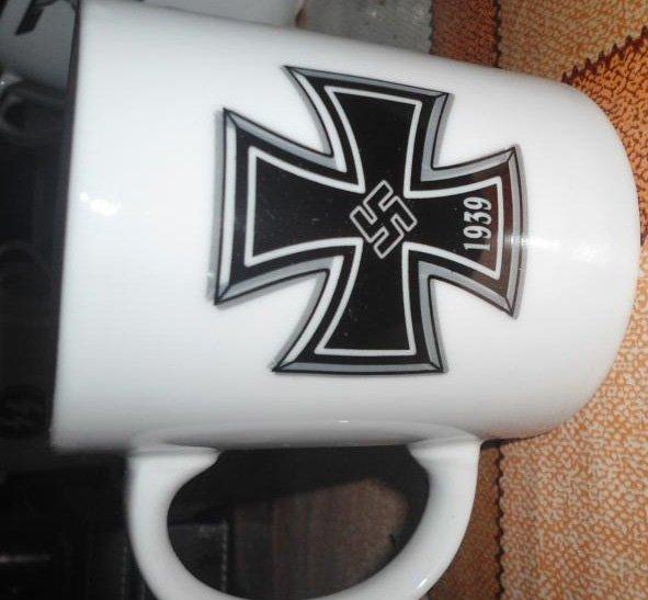 World War II Germanycup of coffee  #65